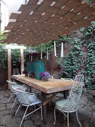 How To Build A Detached Patio Cover by 5 Diy Shade Ideas For Your Deck Or Patio Hgtv U0027s Decorating