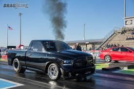 dodge truck racing mighty mopar milliken s nine second diesel dodge truck