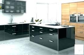 meuble cuisine laqué noir nettoyage meuble cuisine laque noir en photo pour ac from e meuble