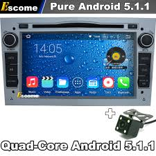 aliexpress com buy pure android 5 1 car dvd player for opel