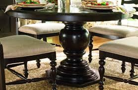 black round pedestal table fabulous table tasty black round pedestal dining and chairs in