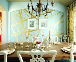 Dining Room Wall Paint Blue Decorate Bedroom Walls Without Paint Inspiration For An Eclectic