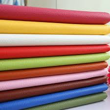 Leather Fabric For Sofa 50x68cm Synthetic Eco Leather Fabric For Furniture Sofa Pu