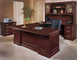 Modern Executive Desks by Furniture Antique Executive Office Desk Furniture With Leather