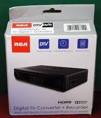 rca dta880 digital tv converter and recorder hdmi dtv tuner brand