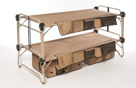 Bunk Bed Cots Arm O Bunk With Organizers Footlocker Disc O Bed
