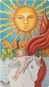 sun tarot card meanings biddy tarot