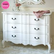 French Bedroom Furniture Provencal Classic White Chest Of Drawers White Chests Classic