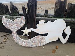 wooden mermaid wall wooden mermaid wall decor unac co