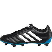 buy football boots buy adidas mens goletto v fg football boots black white solar