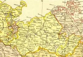 Unification Of Germany Map by The Origins Of The Felzien Family