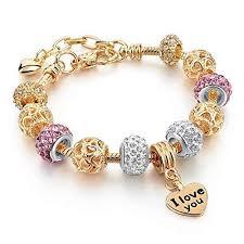 charms bracelet online images Pandora bracelet buy pandora bracelet online at best prices in jpg