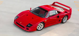 1991 f40 for sale 1991 used f40 for sale at webe autos serving island