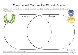 olympic worksheets