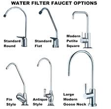 faucet for water filter water filters faucet water filter vs