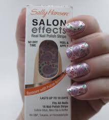 frazzle and aniploish recent notd sally hansen pink a prize