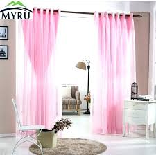 Gray And Pink Curtains Curtains For Pink Bedroom Trafficsafety Club