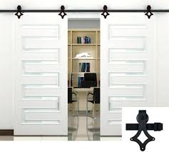 Exterior Sliding Barn Door Kit Sliding Barn Door Kit Aypapaquerico Info