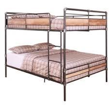 Metal Bunk Bed Frame Metal Bunk Beds Cymax Stores