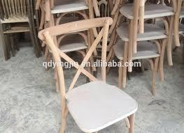 The Chiavari Chair Company Espresso Wood Cross Back Chair The Chiavari Chair Company Hastac