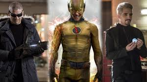 top 10 best flash villains cw tv show youtube