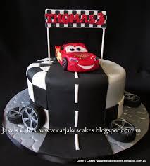 lightning mcqueen cakes jake s cakes lightning mcqueen cake