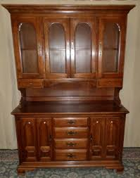 antique hutch with glass doors cabinets china u0026 curio blue u0027s antiques arts and collectibles