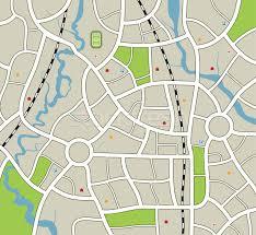 map vector vector abstract city map vector illustration dmitry merkushin