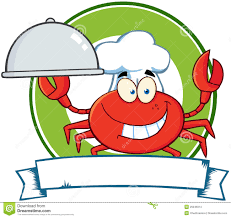 crab chef cartoon mascot logo stock images image 29246314