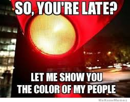 Light Show Meme - let me show you the color of my people weknowmemes