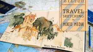 what to bring for practical travel drawing