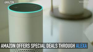 alexa amazon black friday deals amazon offers special deals through alexa