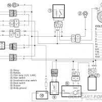 yamaha golf cart voltage regulator wiring diagram yondo tech