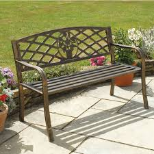 garden benches u2013 next day delivery garden benches from worldstores