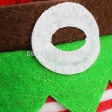 10 x cute christmas fairy elf pants boots chocolate candy treat