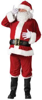 santa suit santa suit complete velour santa suit silverrainstudio