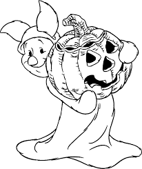 scary halloween coloring pages 25483 bestofcoloring com