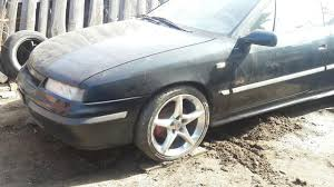 opel calibra turbo тапки r18 225 40 u2014 бортжурнал opel calibra 4x4 turbo frankenstein