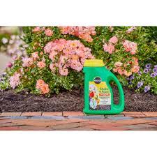 All Natural Flower Food Miracle Gro Shake U0027n Feed All Purpose Plant Food Walmart Com