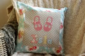 Baby Blue Cushions Cushion Emily Carlill