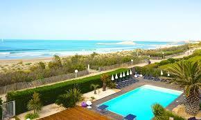 chambres d hotes la grande motte ste la plage hôtel et spa 5 à la grande motte languedoc