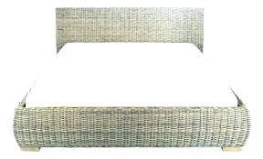 chaise kubu chaise kubu gris chaise kubu gris gallery of lit en osier tete de