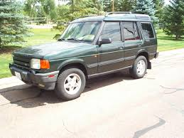 1996 land rover discovery information and photos momentcar