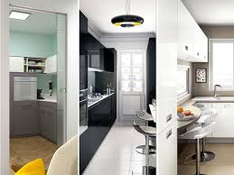 espace cuisine cuisines petits espaces
