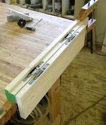 Cabinet Door Hinge Jig Tectus Hinges Thisiscarpentry