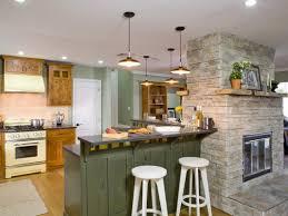 kitchen decorating using round white wood backless tall kitchen