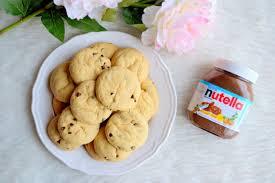hervé cuisine cookies cookies fourrés au nutella façon starbucks mais maison