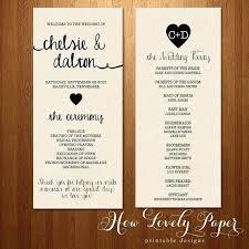 invitation design programs wedding invitations programs ornamental wedding program 2 wedding