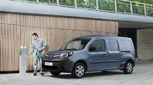 kangoo van z e electric renault uk