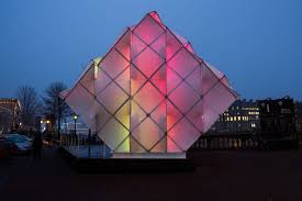 Yale Lighting Concepts Design by Unstudio And Mdt Tex Design A Hub Of Light For Amsterdam Light